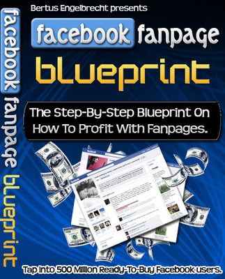 Product picture Facebook Fanpage Blueprint With MRR