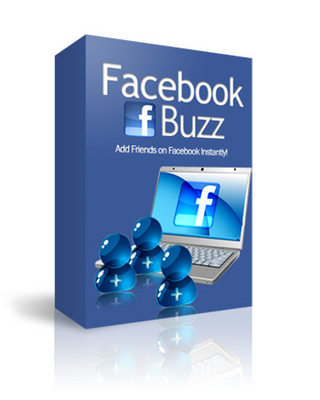 Product picture Facebook Buzz: Facebook Extractor Software