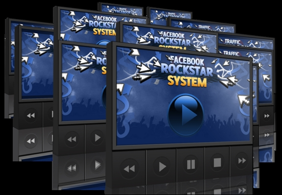 Product picture Facebook Rock Star System: Facebook Traffic Made Easy