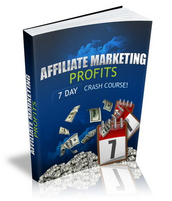 Product picture Affiliate Marketing E-Course